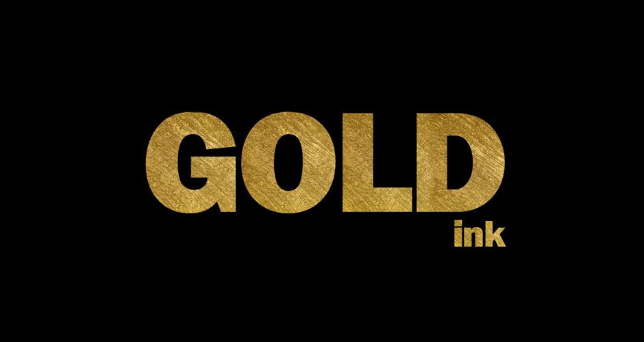 ゴールドプリントのタイトル